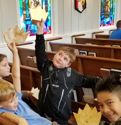Sundays at St. Peter's – Christ the King Sunday
