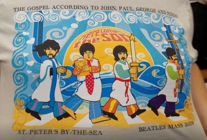 Beatles' Mass 2019